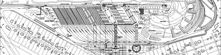 railway compound housing scheme,study project [metro-polis, 1990]