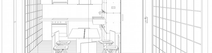 prefab housing remodeling, competition drawing [WBS, 1995]